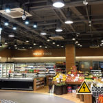 Освещение в торговых центрах и магазинах
