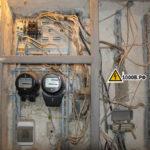 Когда следует задуматься о замене электропроводки?