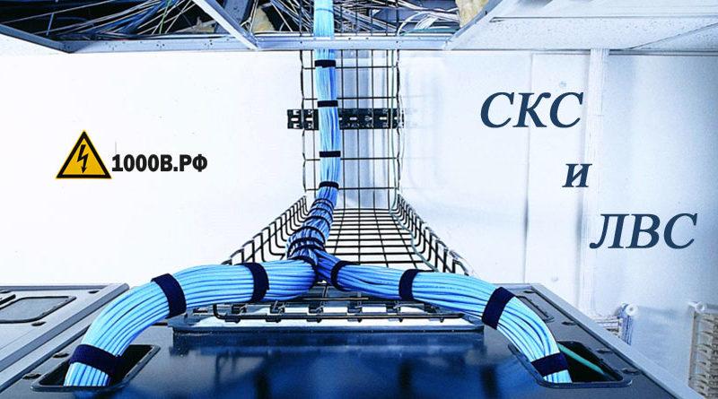 Структурированная кабельная система (СКС) и сопутствующие элементы 5