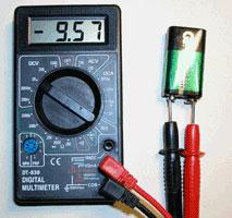 Как пользоваться мультиметром3