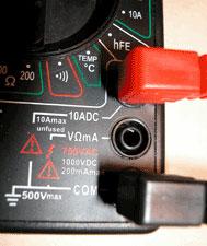 Как пользоваться мультиметром 2