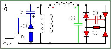 Как подключить трехфазный двигатель 380 в однофазную сеть 220 9