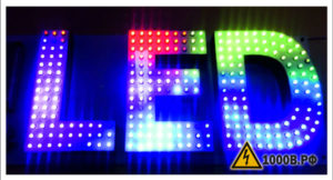 Светодиоды и их применение