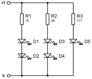 Светодиоды и их применение 8