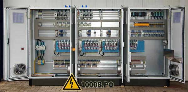 Электрооборудование для промышленной автоматизации. Заметки