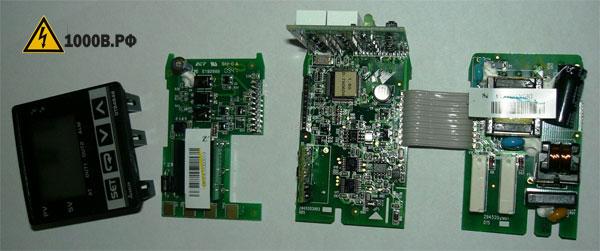 Электрооборудование для промышленной автоматизации. Заметки 8