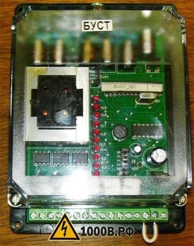 Электрооборудование для промышленной автоматизации. Заметки 9