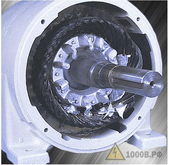 Неисправности электродвигателя причины и способы их устранения 4
