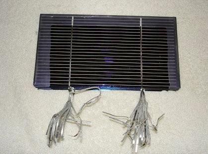 Как сделать солнечную батарею. Пошаговая инструкция 1