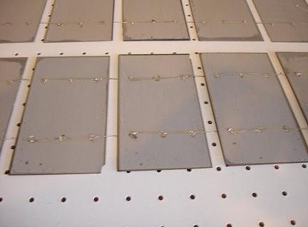 Как сделать солнечную батарею. Пошаговая инструкция 15